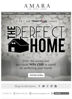 Amara The Perfect Home