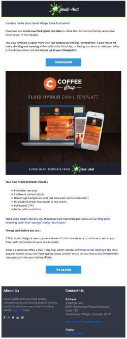 Email on Acid email November 2015