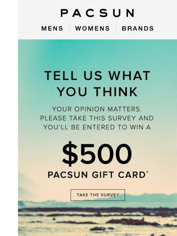Pacsun Tell us what you think