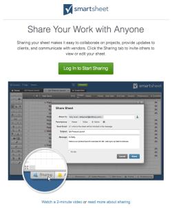 smartsheet welcome email 5 november 2015